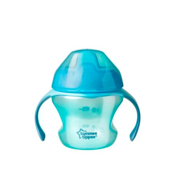 Tommee Tippee - Taza de Transición con Boquilla 5oz Morado - Productos para bebes   Mamita y Yo