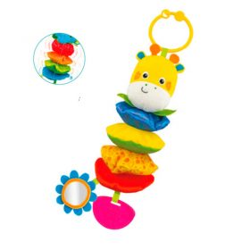 Winfun - Compi tira y agita Jirafa - Productos para bebes | Mamita y Yo
